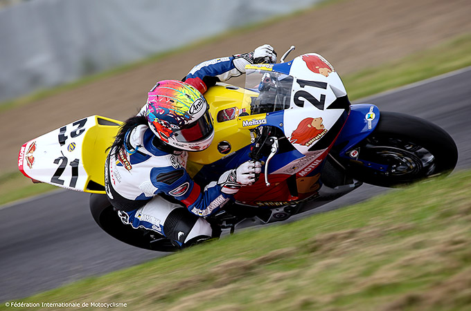 Synergy Force MORIWAKI Club Race Report